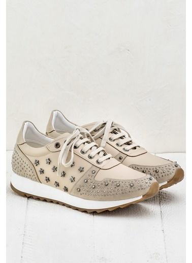Elle Sneaker Ayakkabı Ten